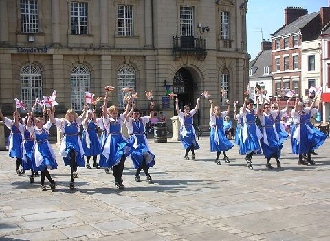Dancing in Northampton