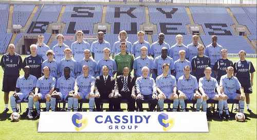 Coventry City FC 06/07 Season