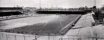Highfield Road in 1962