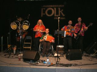Loughborough Folk Festival